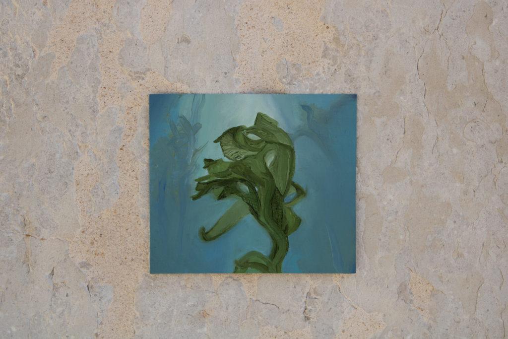 oil on paper - Brenda Ranieri